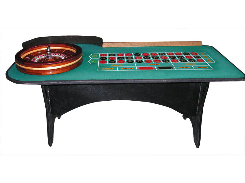 Roulette Tables in Sacramento