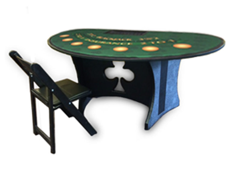 Buy Portable Blackjack Tables in Walnut Trailer Villa, Roulette Tables